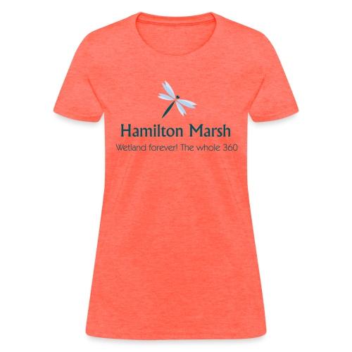 400dpiLogoCropped png - Women's T-Shirt