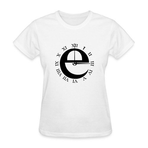embracingabominationlogo trans png - Women's T-Shirt