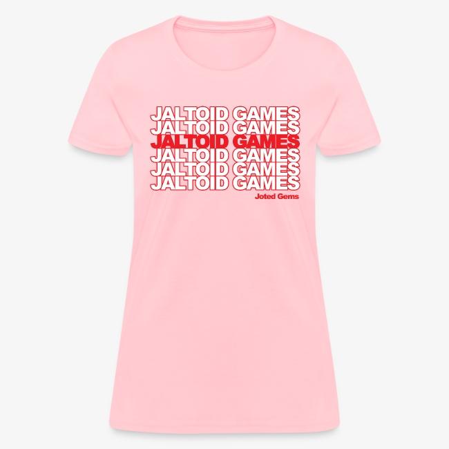 Jaltoid Games Novelty Red