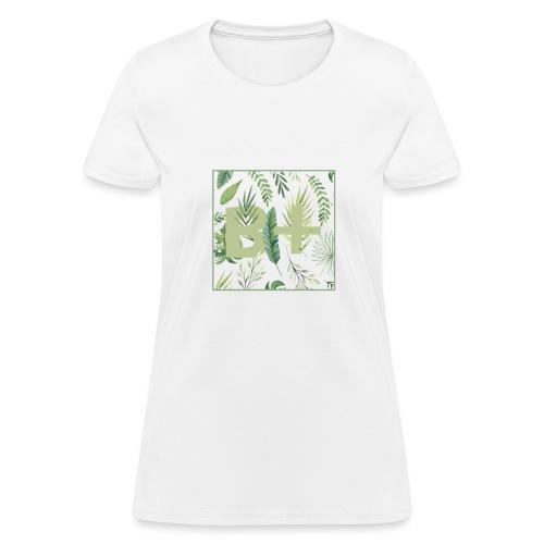 Be positive - Women's T-Shirt