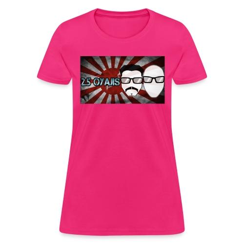 moreoyajis - Women's T-Shirt