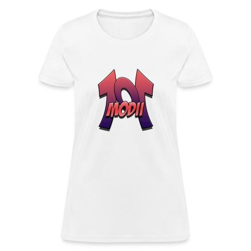 modii logo - Women's T-Shirt