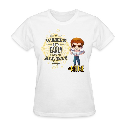 NOT ME! - Women's T-Shirt