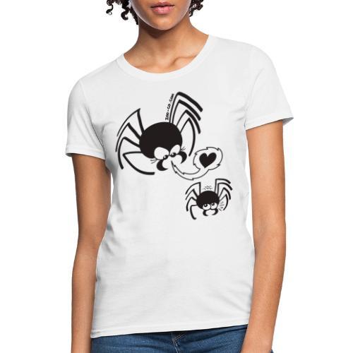 Dangerous Spider Love - Women's T-Shirt