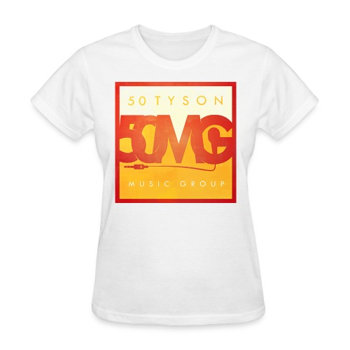 50MG LOGO Color full jpg - Women's T-Shirt