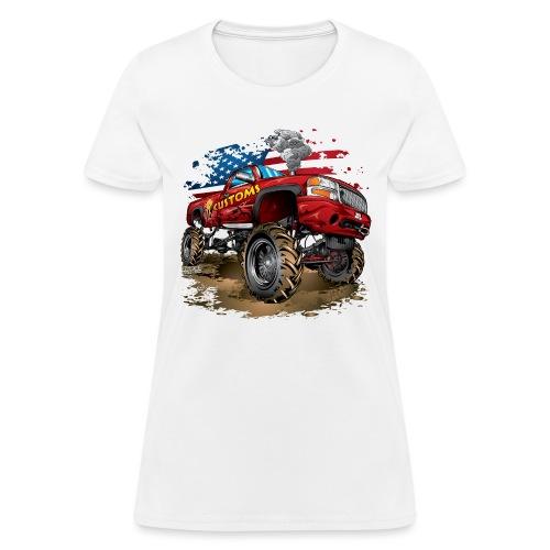 PT Customs Original - Women's T-Shirt