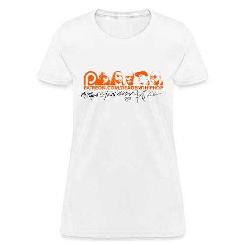 Patreon Signatures - Women's T-Shirt