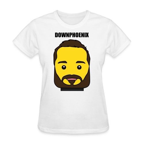 Downphoenix Face Mode - Women's T-Shirt