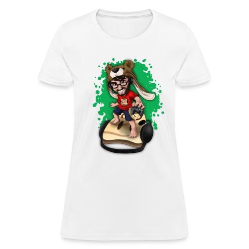 CTKTshirtEntrygreenscreen png - Women's T-Shirt