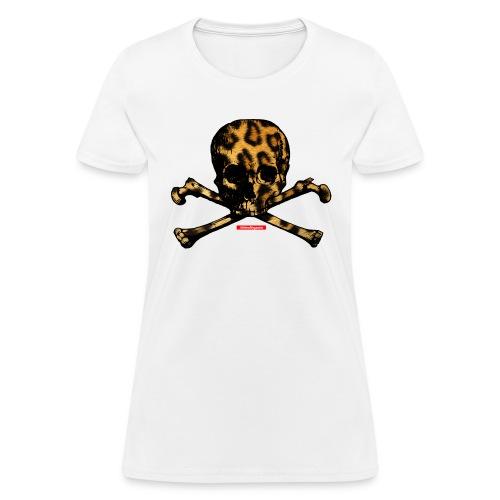 LeopardSkull - Women's T-Shirt