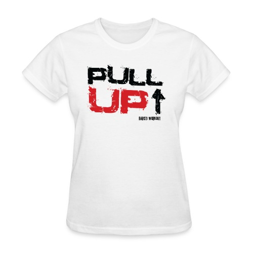 Pull Up bw png - Women's T-Shirt