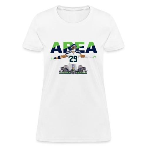 EARL_ARENA_no white outli - Women's T-Shirt