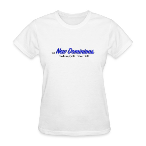 New Dominions Cursive Font - Women's T-Shirt