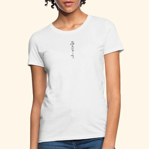 Downwards ghost - Women's T-Shirt