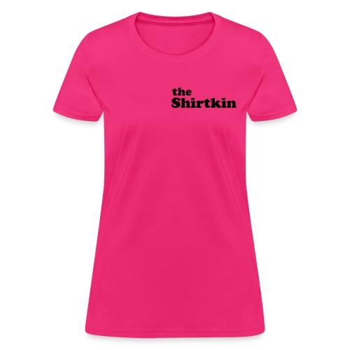 the Shirtkin - Women's T-Shirt