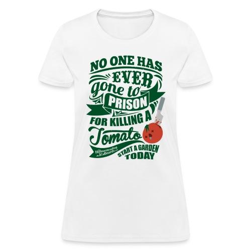 KillingAtomatoLightShirt - Women's T-Shirt