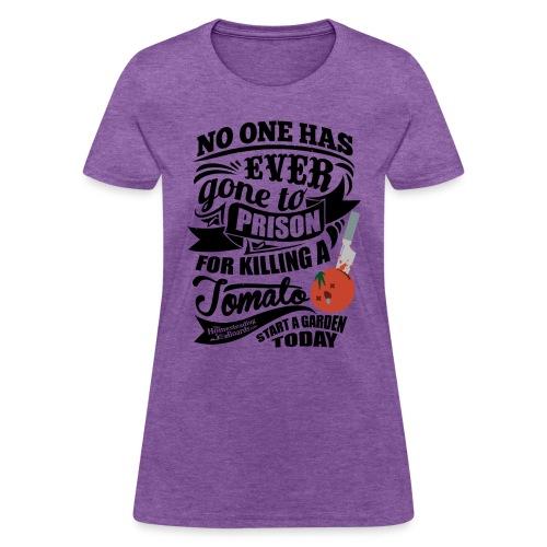 KillingATomatomonoShirt - Women's T-Shirt