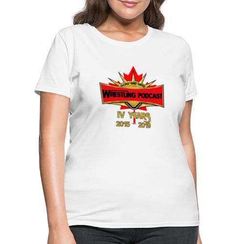 Ocho and Ortiz 4 Years - Women's T-Shirt