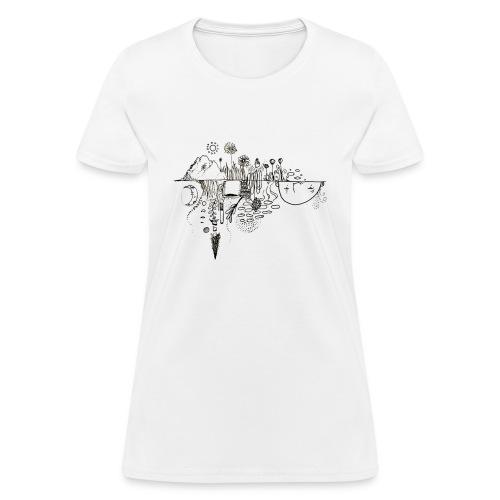 Grit Harbour Logo shirt - Women's T-Shirt