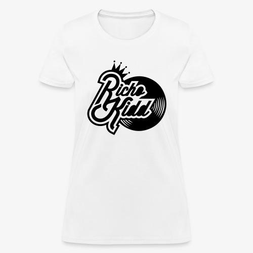 Richo Kid Logo Final - Women's T-Shirt