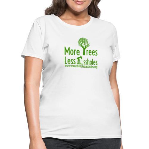 MTLA.org Green - Women's T-Shirt