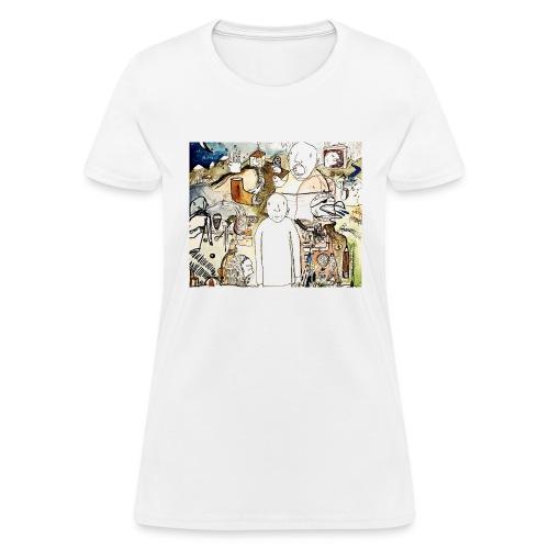 Stranger Album Art - Women's T-Shirt