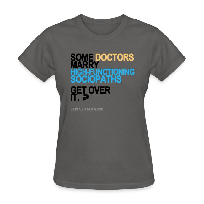 some doctors marry sociopaths lg transpa