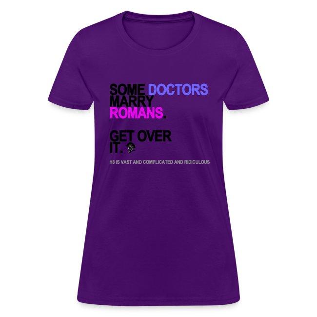 some doctors marry romans lg transparent