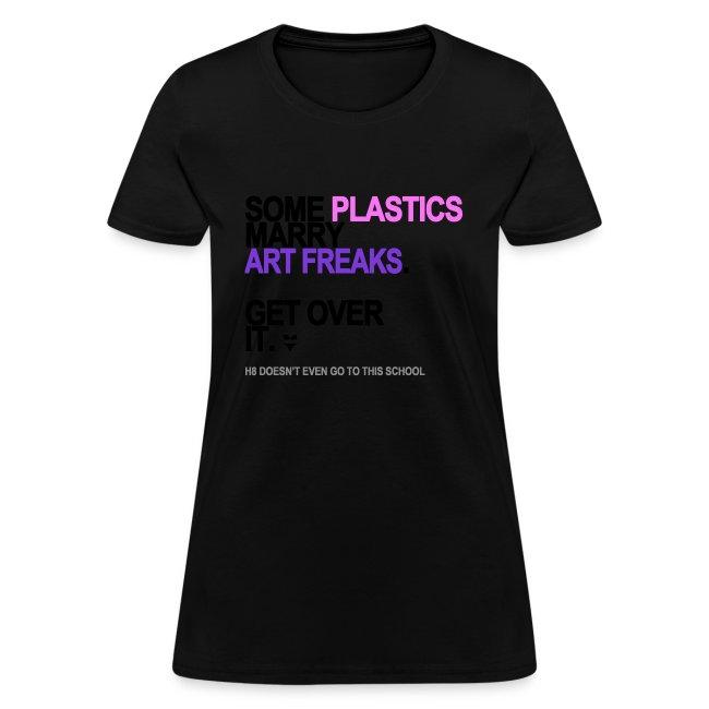 some plastics marry art freaks lg transp