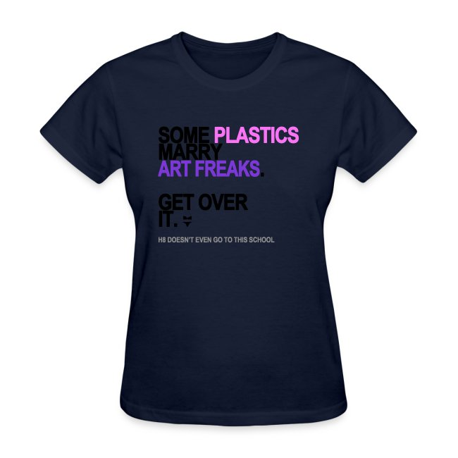 some plastics marry art freaks lg transp