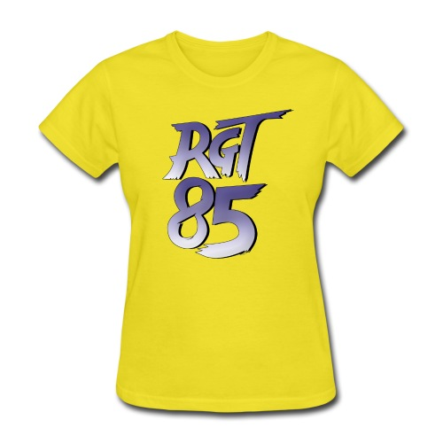 RGT 85 Logo - Women's T-Shirt