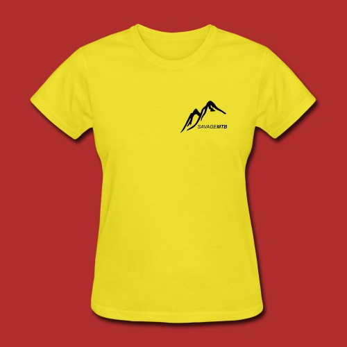 Savage MTB original - Women's T-Shirt