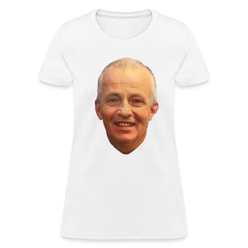 face - Women's T-Shirt