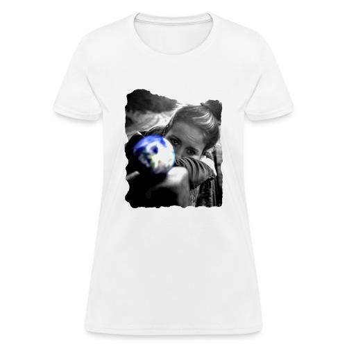 Eyes Open - Women's T-Shirt