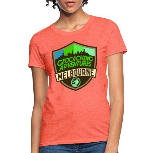 GCMelb Green - Women's T-Shirt