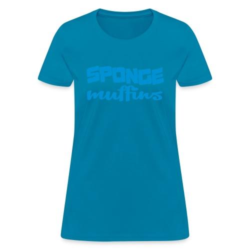 sponge - Women's T-Shirt