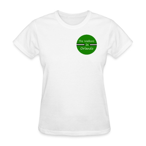 Circular Logo - Women's T-Shirt