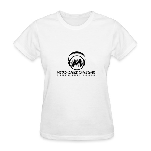 Metro Dance Black - Women's T-Shirt