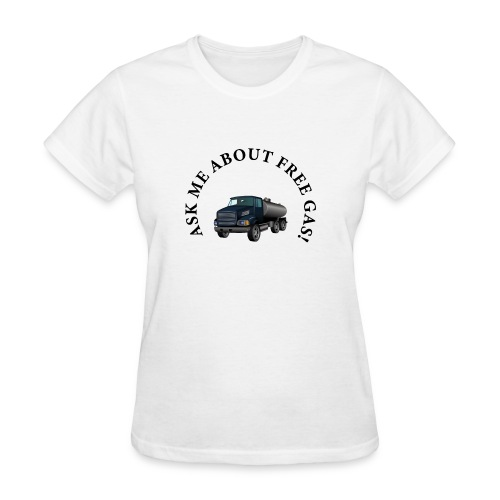Ask me about... - Women's T-Shirt
