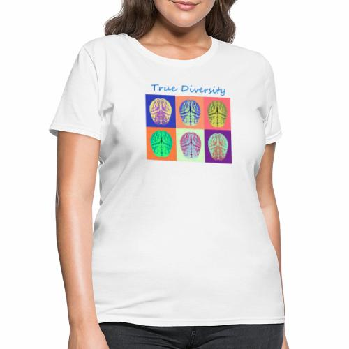 Support Viewpoint Diversity! - Women's T-Shirt