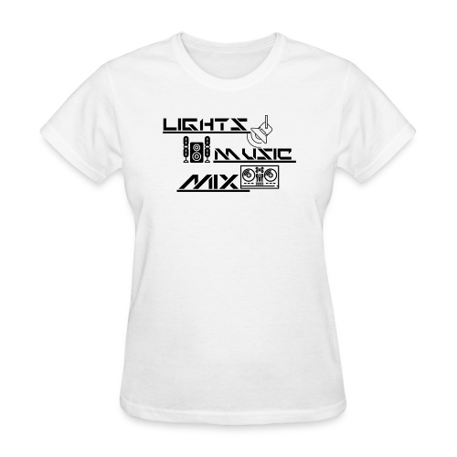 LMM (Black) - Women's T-Shirt