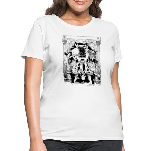 black chai tee - Women's T-Shirt