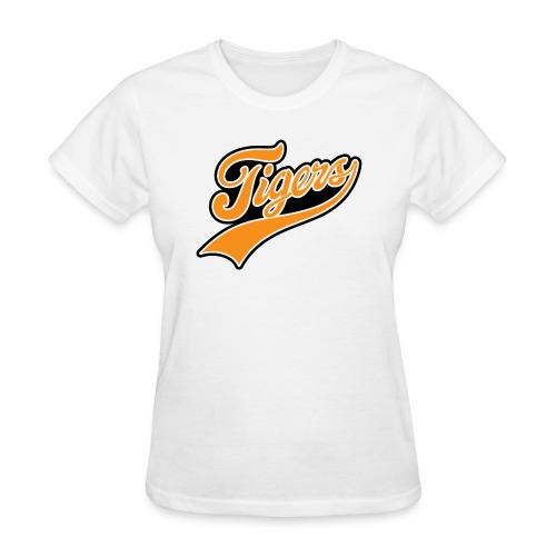 IV Tail on White - Women's T-Shirt