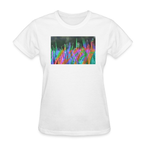 Grass - Women's T-Shirt