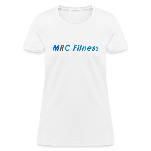 MRC Fitness Logo - Women's T-Shirt