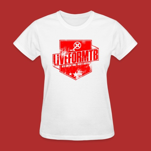 Live 4 mtb - Women's T-Shirt