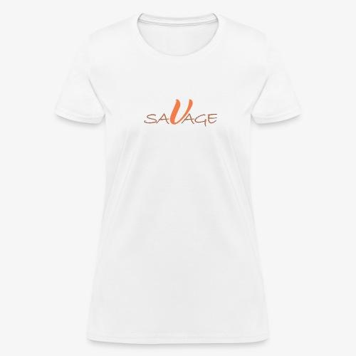 saVage - Women's T-Shirt