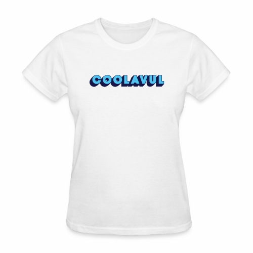 coolavulFunkyBlue - Women's T-Shirt