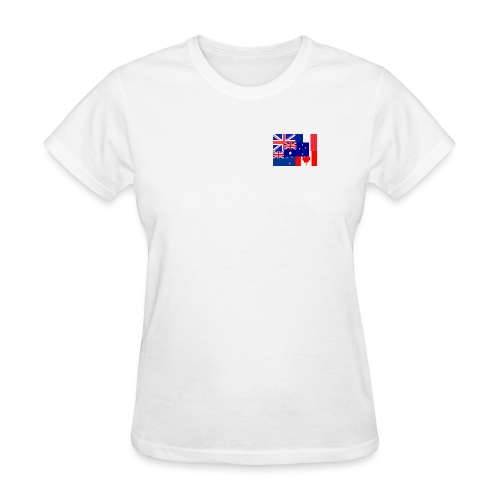 Flags - Women's T-Shirt