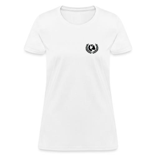 world logo - Women's T-Shirt